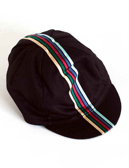 CYCLING CAP (BLACK)