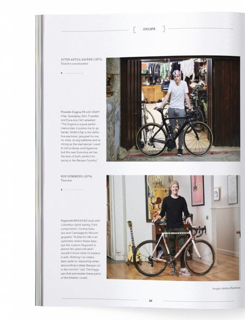 SOIGNEUR CYCLING JOURNAL 17