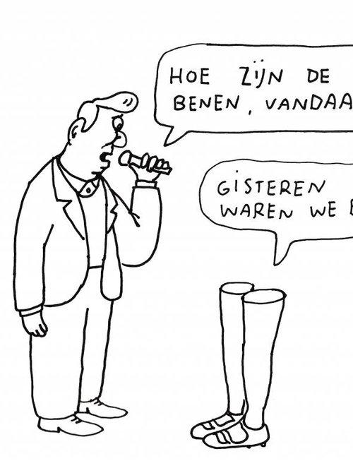 Kleine Heinen & FINGERSCROSSED sokken > Seizoenstart actie!