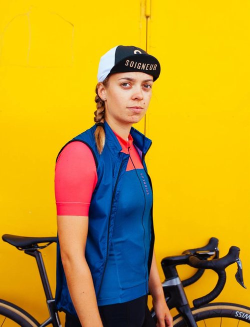 HORIZON GILET - Twilight Blue