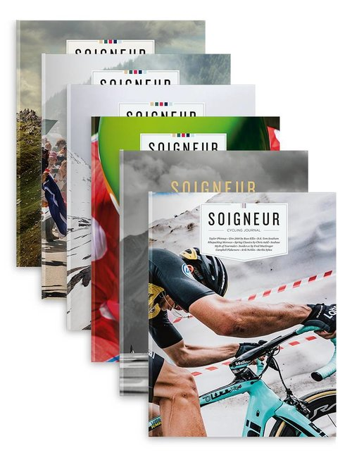 All six of our English editions