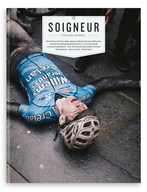 SOIGNEUR CYCLING JOURNAL 20