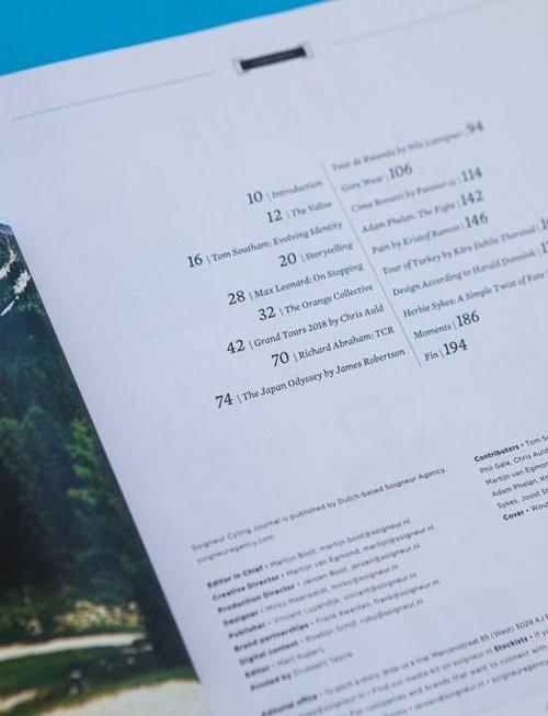 SOIGNEUR CYCLING JOURNAL 20 - BOX