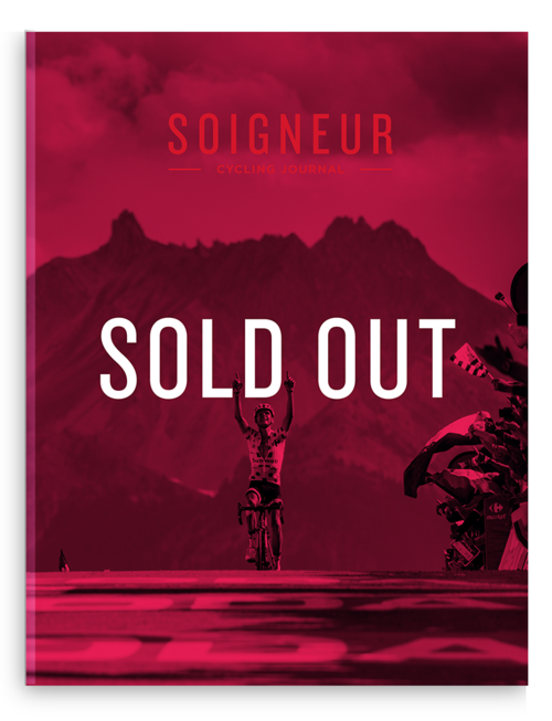 SOIGNEUR CYCLING JOURNAL 18