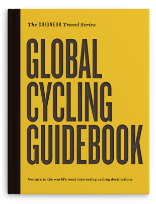Soigneur Soigneur Global Cycling Guidebook (PRE ORDER)