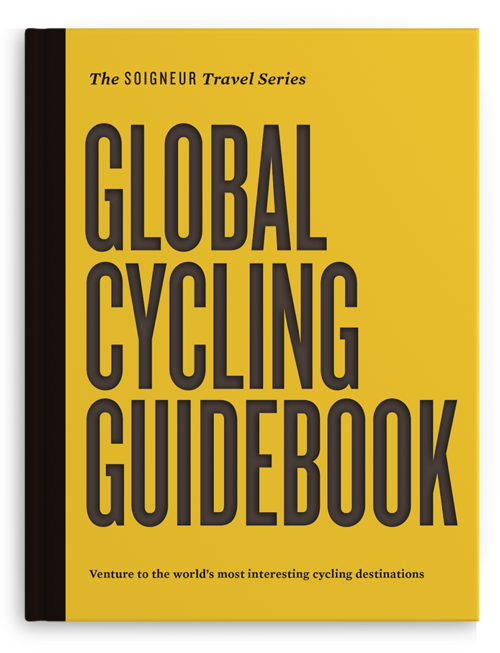 Soigneur Soigneur Global Cycling Guidebook (20 BOX)