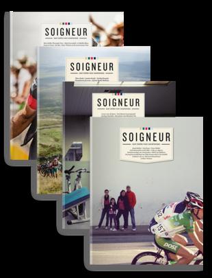 Soigneur Soigneur 01, 05, 06 & 12