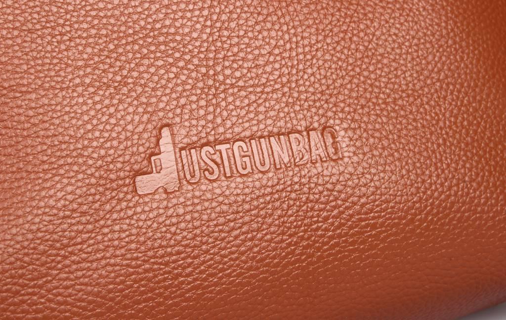 JustGunBag® JGB Shopper Cognac
