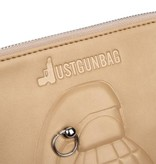 JustGunBag® JGB Baby Clutch Grenade Nude