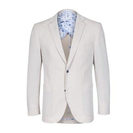 Offwhite blazer.