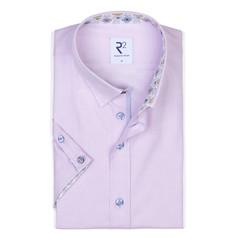 R2 Amsterdam korte mouwen shirts