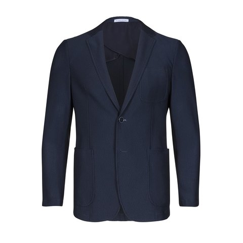 Navy Traveljacket.