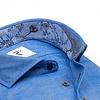 Blue Flanel cotton shirt.