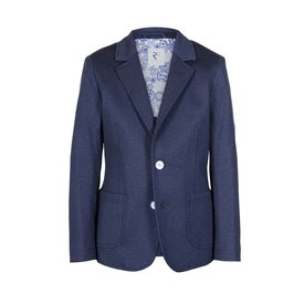 Kids navy blue jacket.