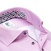 Roze oxford 2 PLY organic cotton overhemd.