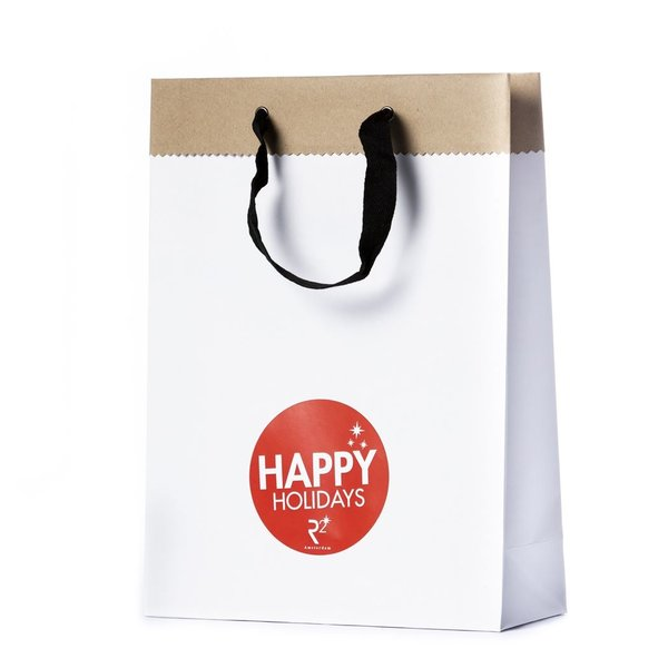 R2 Happy Holidays cadeauverpakking