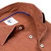 Brique linen shirt.