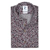 Multicolour single jersey knitted cotton shirt.