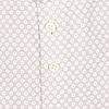 Beige piquet knitted cotton shirt.