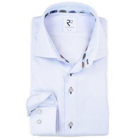 R2 Light blue 2 PLY cotton shirt.