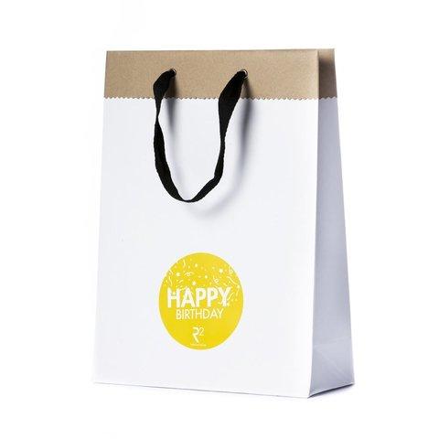 Happy Birthday cadeauverpakking