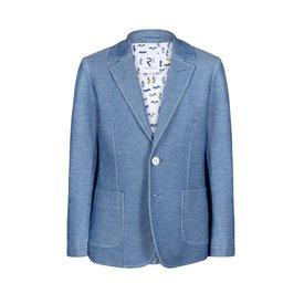 R2 Kids blue jacket.