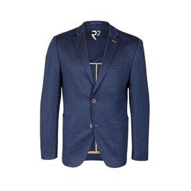 R2 Navy Jersey jacket.