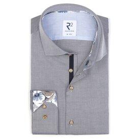 R2 Grey cotton shirt.