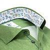 Groen Phatfour organic cotton overhemd
