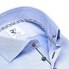 Lichtblauw 2-PLY katoenen overhemd