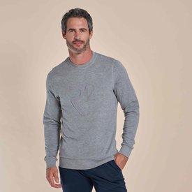 R2 Grijze sweater trui