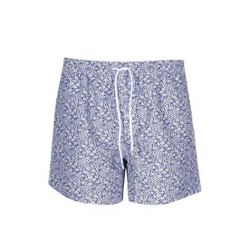 R2 Swim short with floral print