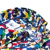 Multicolour animal print cotton shirt.