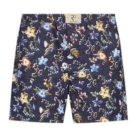 R2 Multicolour flower print cotton boxershorts