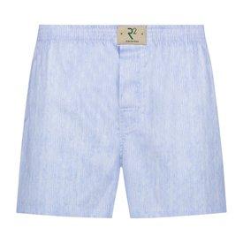 R2 Light blue cotton boxershorts