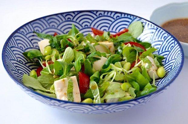 Edamame Salade