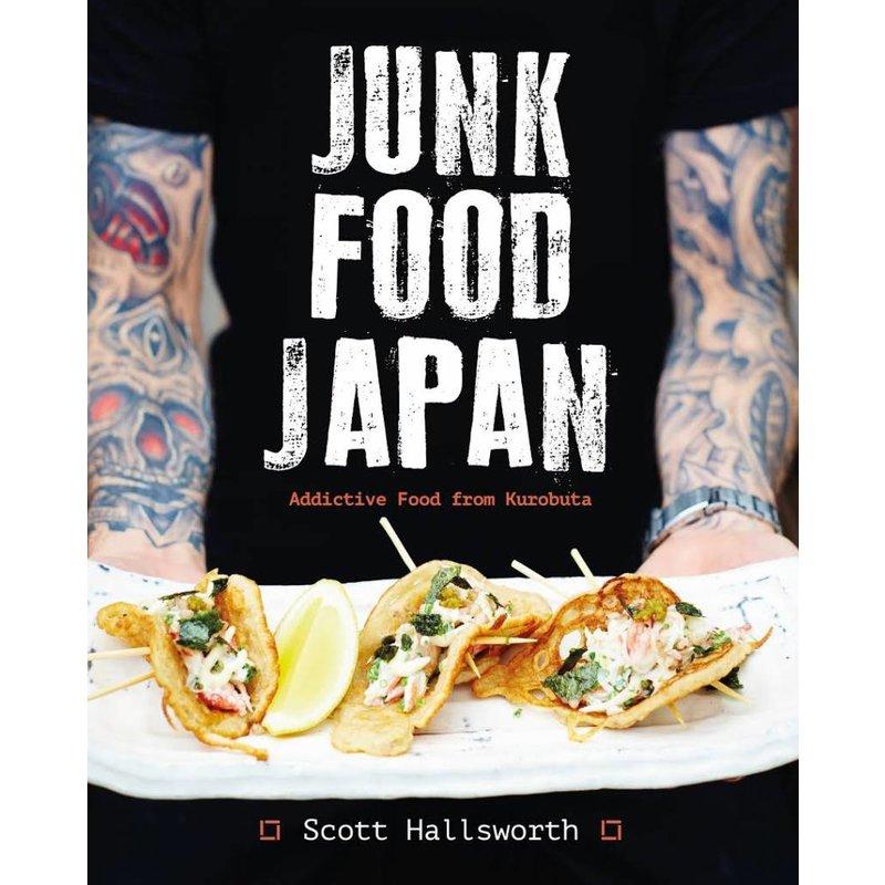 Junk Food Japan - Scott Hallsworth