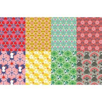 Madame Mo Origami Papier 2 15x15cm