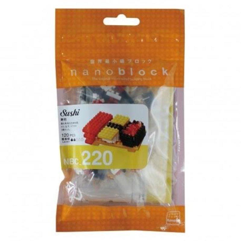 Nanoblock Sushi