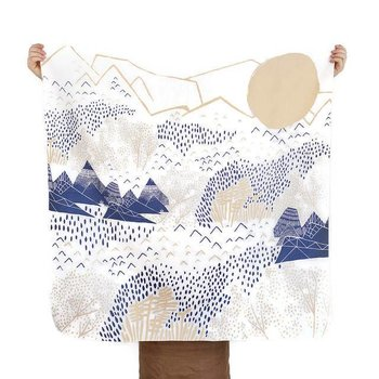 Link Collective Furoshiki Mountain Blossom