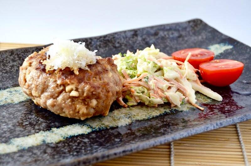 Zo maak je een lekkere Japanse hamburger