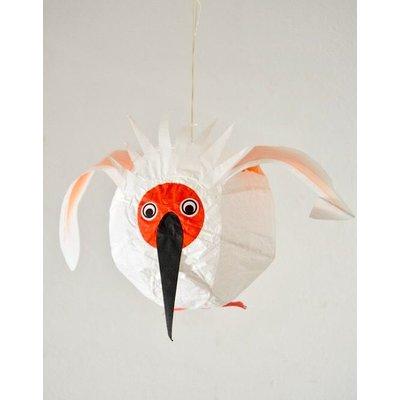 Japanse Papieren Ballon Kraanvogel