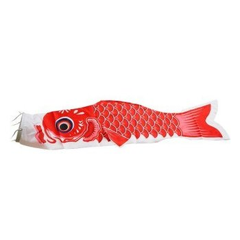 Koinobori Red