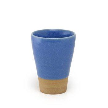 Zero Japan Tea Cup Kikko Dark Blue