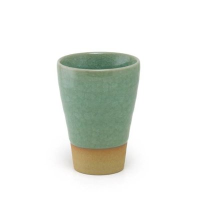 Tea Cup Kikko Grey-Green