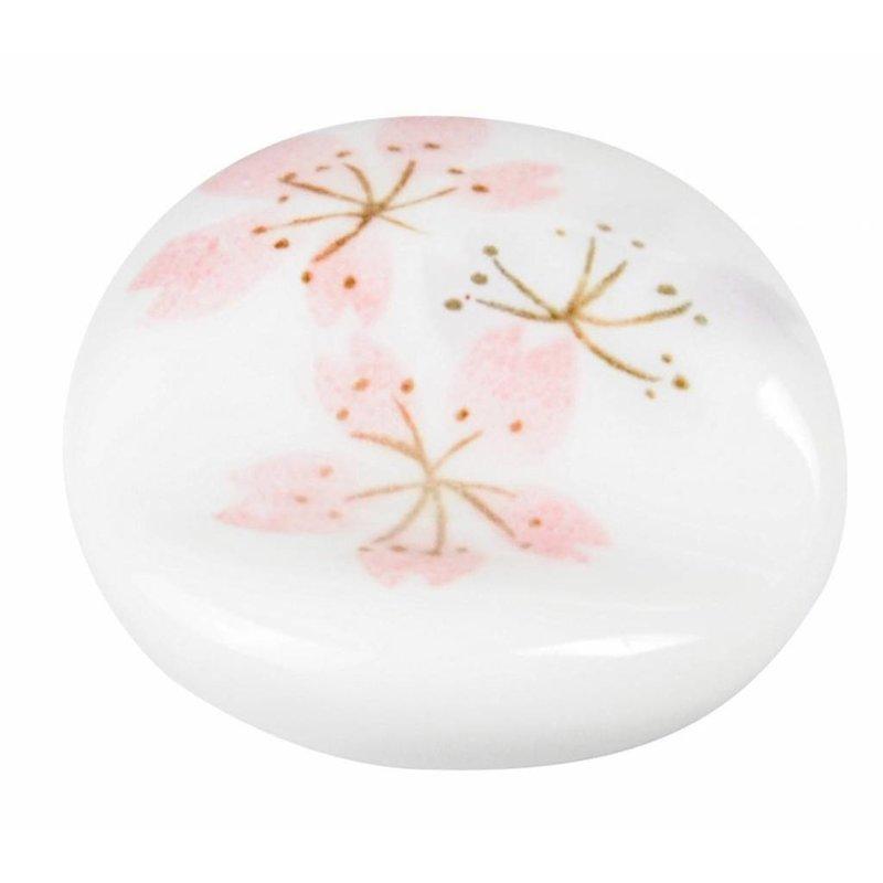 Legger voor Japanse eetstokjes met kersenbloesem