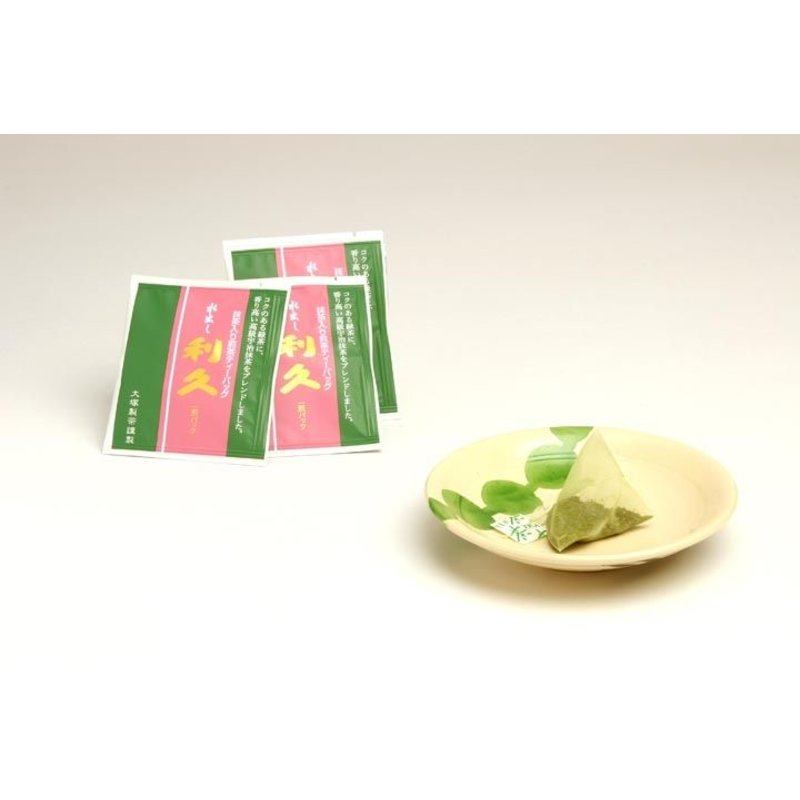 Japanese Teabags