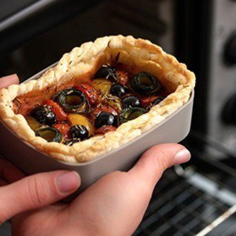 Siliconen bakjes voor de Monbento Original
