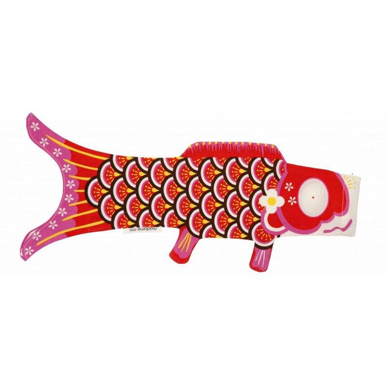 Japanese koinobori carp streamer