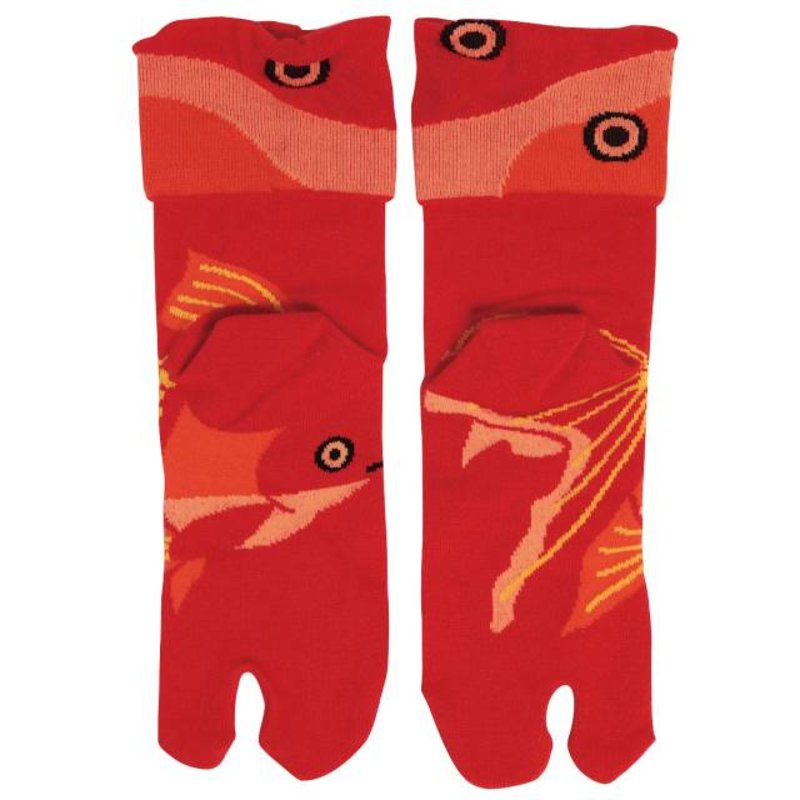 Japanse tabi sokken